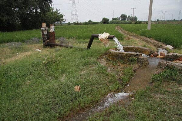 12 حلقه چاه غیرمجاز در شهرستان ری مسدود شد
