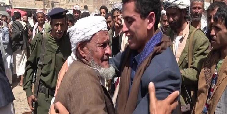 آزادی 10 اسیر دیگر ارتش و کمیته های مردمی یمن