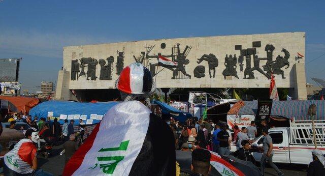 آزادی 2700 تظاهرکننده بازداشتی در عراق