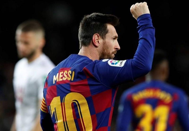 بارسلونا 1-0 گرانادا؛ آغاز خفیف ستین