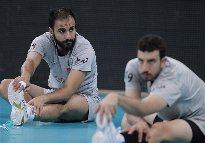 ریکاوری در ایتالیا نخستین برنامه تیم ملی والیبال در ایتالیا