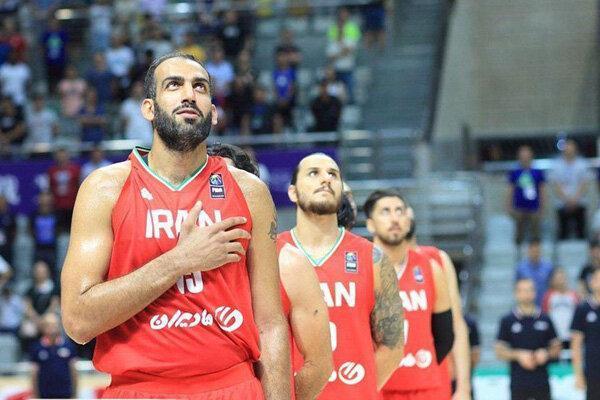 ترکیب تیم ملی بسکتبال برای کاپ آسیا اعلام شد