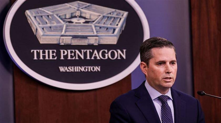بیانیه وزارت دفاع آمریکا در خصوص حمله موشکی ایران به پایگاه های عین الاسد و اربیل