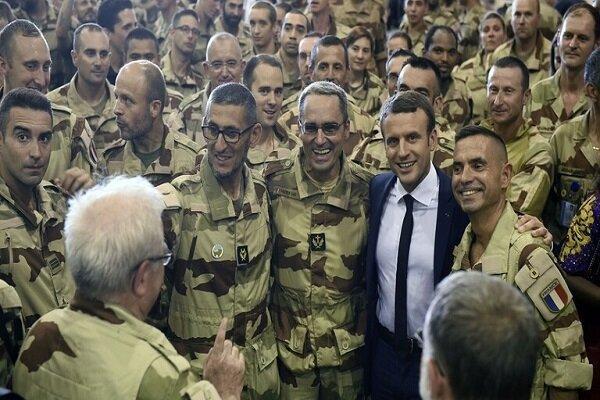اعزام 600 نظامی جدید فرانسه به منطقه ساحل آفریقا