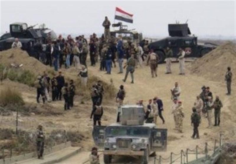 عراق، عملیات پیگرد تروریست های داعشی در شمال دیالی