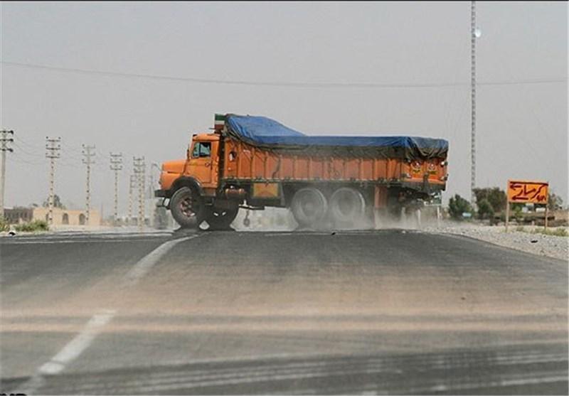 تردد خودروهای سنگین در محور سمنان - فیروزکوه در تعطیلات عید فطر ممنوع شد