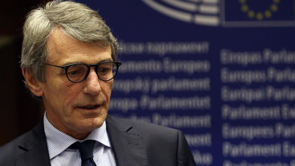 رئیس مجلس اروپا خود را قرنطینه کرد