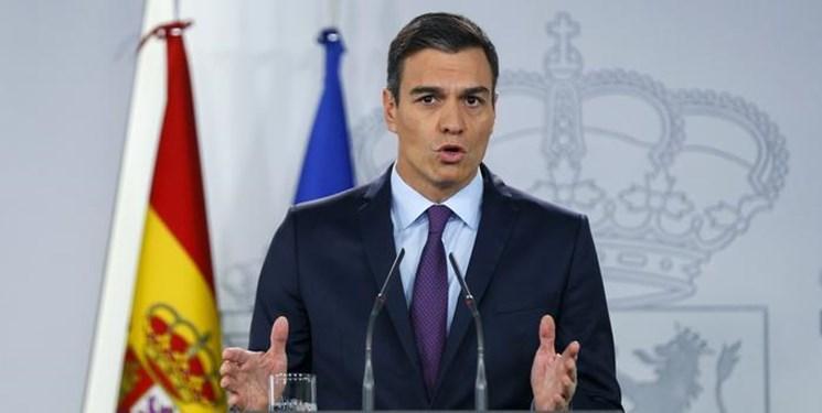 اسپانیا به مدت 15 روز حالت فوق العاده گفت