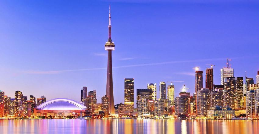 راهنمای سفر به تورنتو، اولین قدم در راستا کانادا