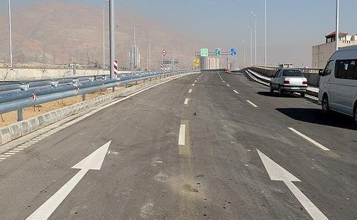 آخرین شرایط ترافیکی جاده های کشور، شنبه نهم فروردین