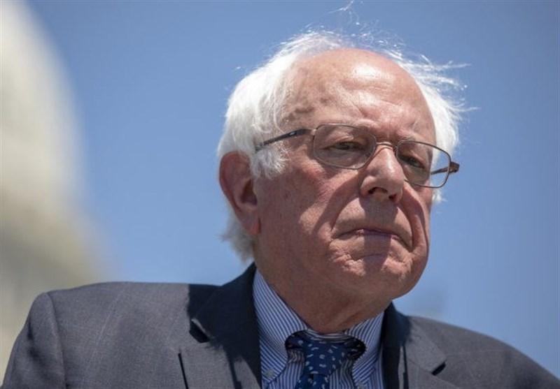 سندرز: نباید اجازه دهیم خطرناکترین رئیس جمهور تاریخ مدرن آمریکا دوباره انتخاب گردد