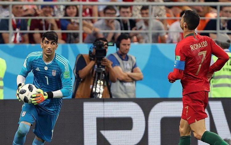 بیرانوند بهترین آسیای تاریخ جام جهانی نام گرفت