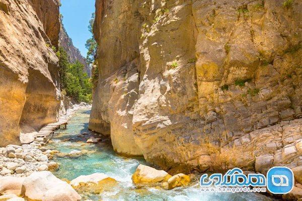 دره ساماریا؛ زیبایی اسرارآمیز در دل طبیعت یونان
