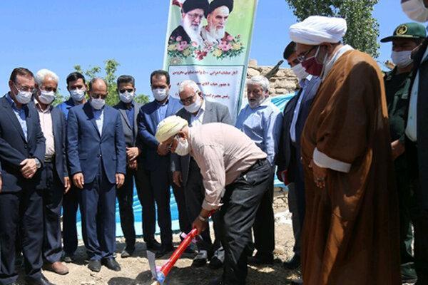 ساخت 500 واحد مسکونی در خراسان شمالی شروع شد