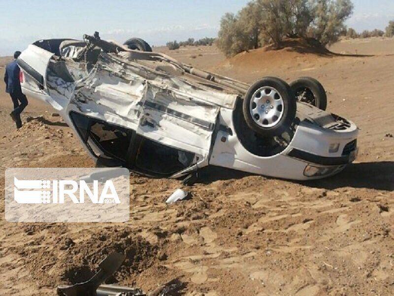 خبرنگاران 2 نفر در حادثه رانندگی و غرق شدگی در مشگین شهر جان باختند