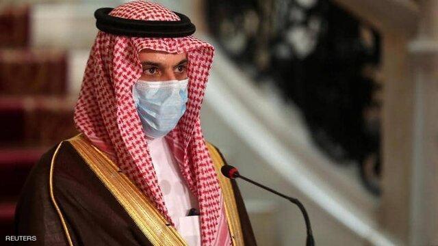 سفر وزیر خارجه عربستان به عراق