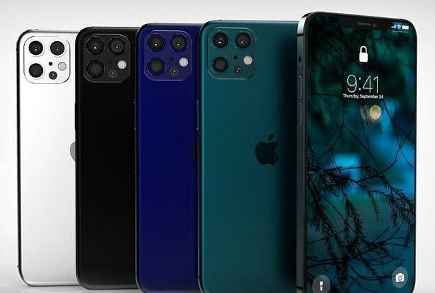 سفارش اپل برای تولید 75 میلیون گوشی آیفون 5G