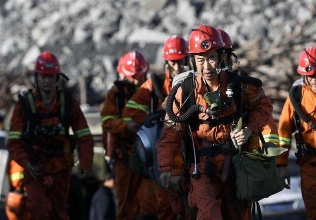 انفجار مرگبار در یک معدن زغال سنگ در چین