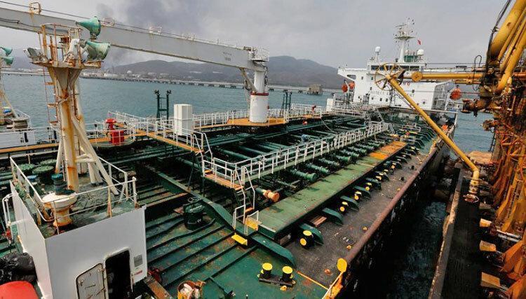 شکایت مالکان محموله های توقیف شده نفتی از آمریکا ، مقصد نفتکش ها ترینیداد بود نه ونزوئلا