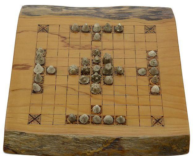بازی تخته ای 1150 ساله وایکینگ ها