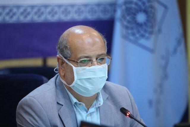 زالی: شرایط سختی را در تهران انتظار داریم