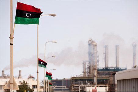 لغو شرایط اضطرار پایانه های اس سیدر و راس لانوف لیبی