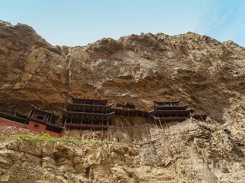 عجیب ترین معبد دنیا را بشناسید