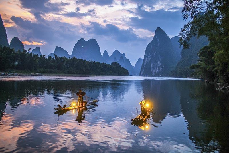 مهم ترین رودهای چین همراه با مناظر طبیعی شگفت انگیز