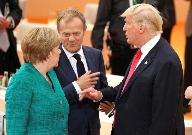 تاسک: ترامپ و کاچینسکی مثل بچه های بد تندخو هستند