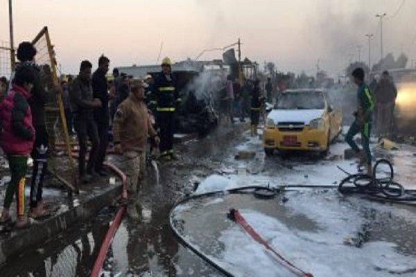 وقوع انفجار در استان دیالی عراق، 3 غیرنظامی کشته شدند
