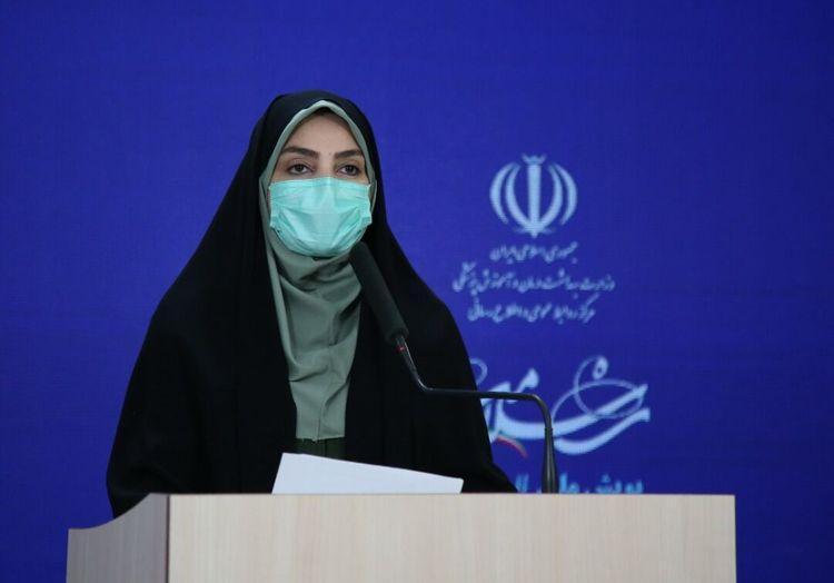آمار کرونا در ایران امروز دوشنبه 26آبان 1399؛ 486فوتی جدید ، 13053تن دیگر مبتلا شدند