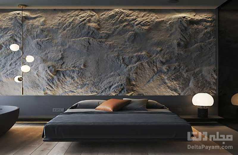 ایده های خلاقانه برای نورپردازی اتاق خواب