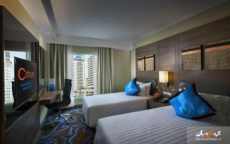 هتل سیتروس سوخومیت 11 کامپس هاسپیتالیتی بانکوک
