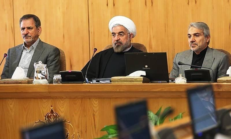 لاکچری بازی عجیب نهاد ریاست جمهوری در دوره روحانی
