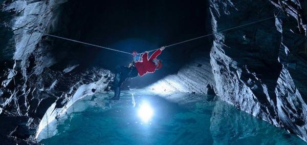 سفر به آمریکا: تنها زیپ لاین زیرزمینی دنیا در آمریکا