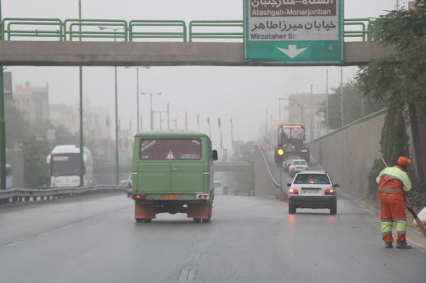 خبرنگاران خودروهای سنگین عامل بیشترین آلودگی هوای اصفهان هستند