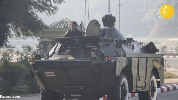 (تصاویر) در میانمار چه خبر است؟