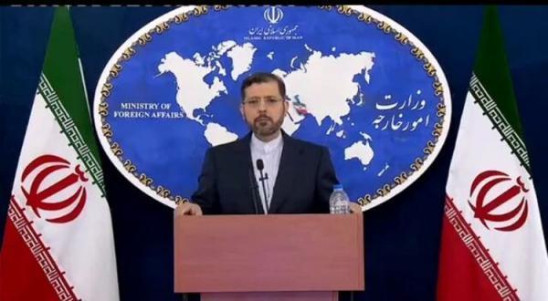 سخنگوی وزارت خارجه: 1