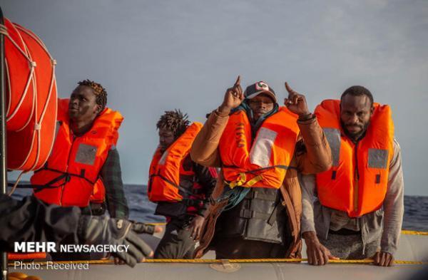 2300 پناهجو در سال 2020 در راستا اروپا کشته یا مفقود شدند
