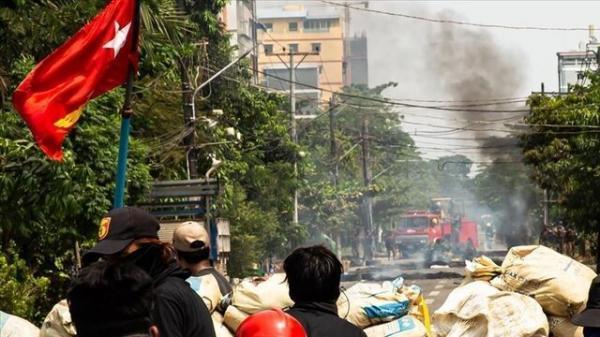 دست کم 701 تن تا به امروز در جریان اعتراضات میانمار کشته شده اند