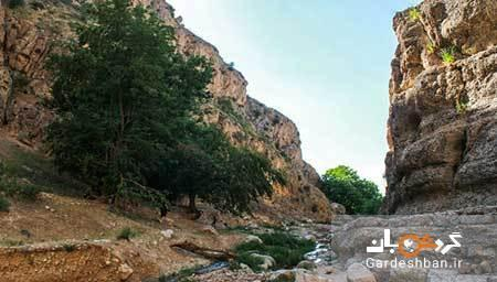آبشار حمید؛ طبیعت حیرت انگیز بجنورد