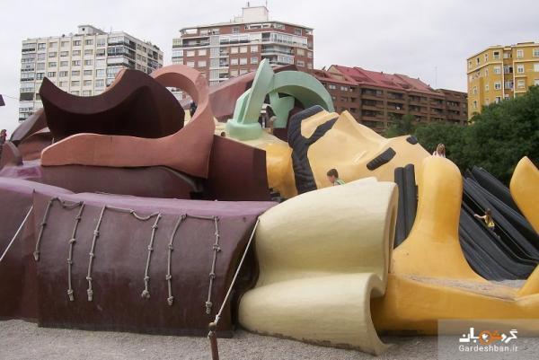 باغ توریا والنسیا؛ عظیم ترین پارک شهری اسپانیا