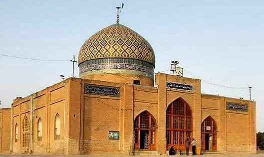 طرح بازسازی اضطراری و حفاظتی بقعه امامزاده محمدعابد کاخک تصویب شد