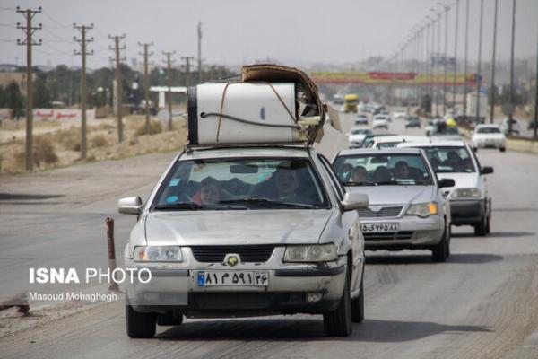 مسافرت در ایام عید سعید فطر ممنوع است