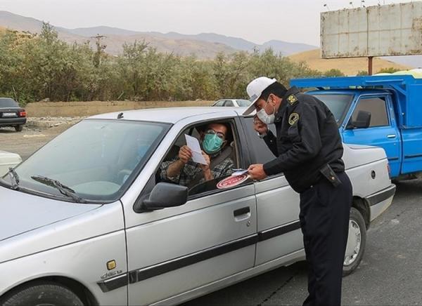 ورود و خروج به همه شهر ها از 21 تا 25 اردیبهشت ممنوع شد