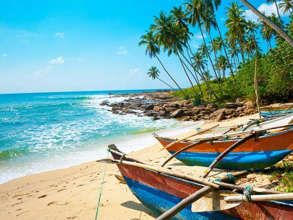 معرفی سواحل رویایی سریلانکا
