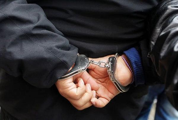دستگیری دزد در گشت زنی های انتظامی