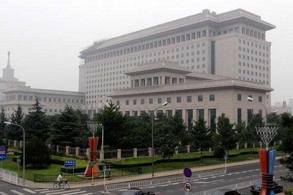 وزارت دفاع چین مداخلات آمریکا در امور تایوان را محکوم کرد