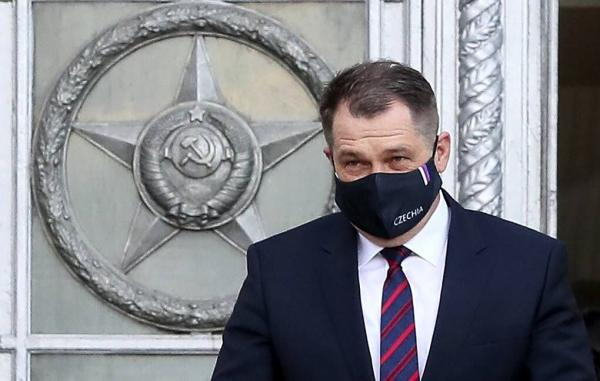 روسیه سفیر چک را فراخواند