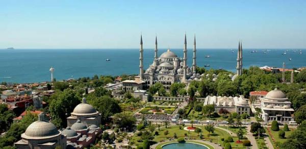 4 مکان دیدنی استانبول در تابستان، تفریحات استانبول در تابستان